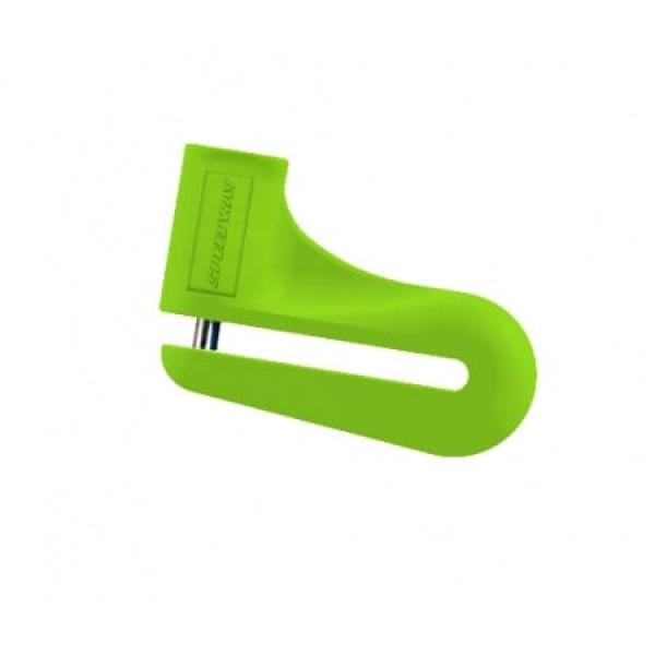 Antivol Bloque Disque SpeedWay BD7301SP - Vert Fluo