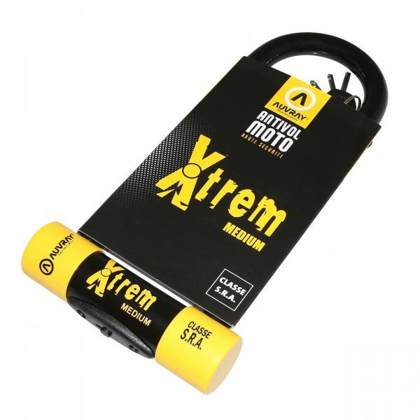 Antivol U Auvray XTREM 85x250 SRA
