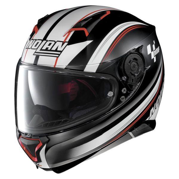 Casque Nolan N87 MOTO-GP N-COM