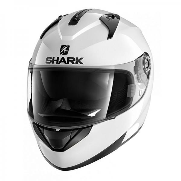Casque Shark RIDILL BLANK - Blanc