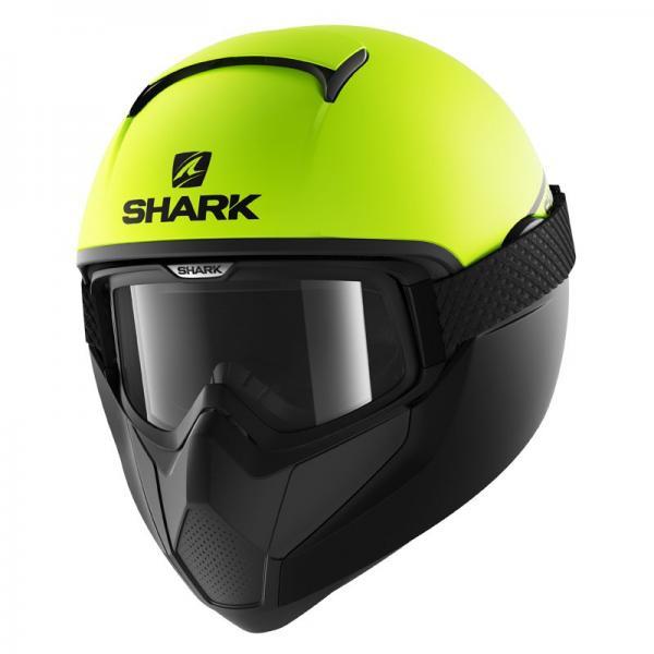 Casque Shark VANCORE NEON SERIE MAT - Jaune
