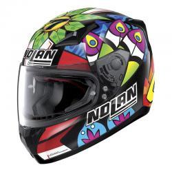 Casque Nolan N60-5 GEMINI REPLICA DAVIES - Multicolor