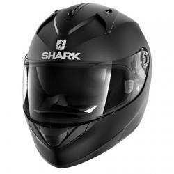 Casque Shark RIDILL BLANK MAT - Noir